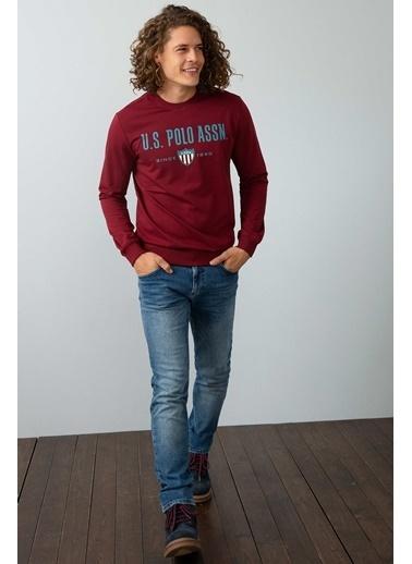 U.S.Polo Assn. Sweatshirt Bordo